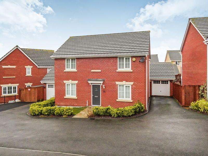 4 Bedrooms Detached House for sale in Kempton Close, Oakley Vale, Corby