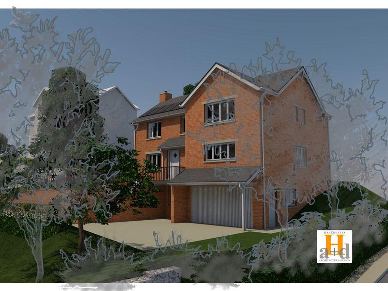 4 Bedrooms Detached House for sale in Plot Three, Deep Lane, Crediton