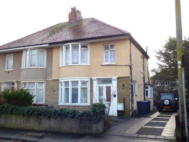 1 Bedroom Flat for sale in Clifton Drive, Bare, Morecambe, LA4 6SR