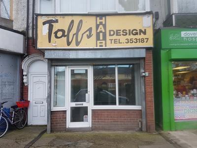 789 Hessle Road, Hull, East Yorkshire, HU4 6QE Shop - £438