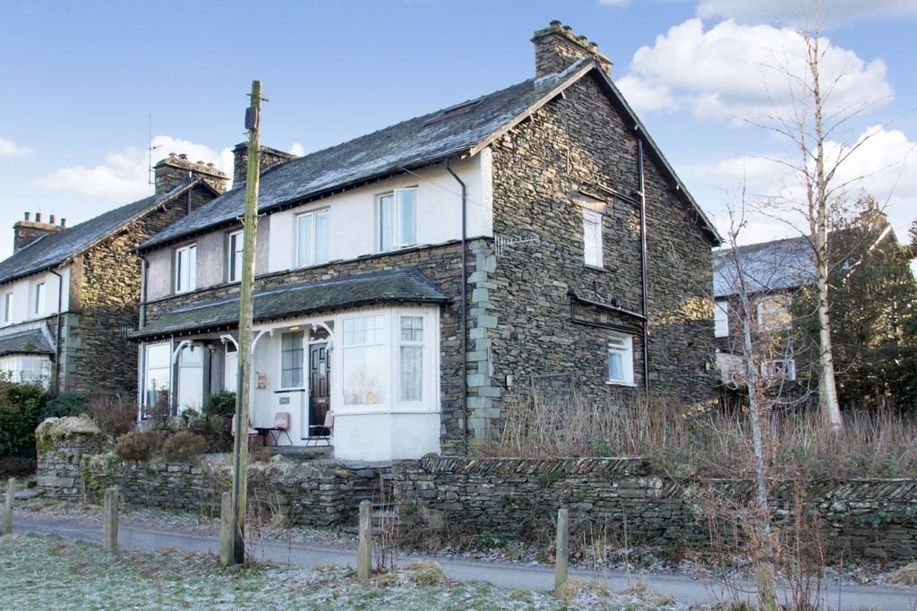 6 Bedrooms Semi Detached House for sale in Cartref, Park View, Windermere, Cumbria, LA23 2BH