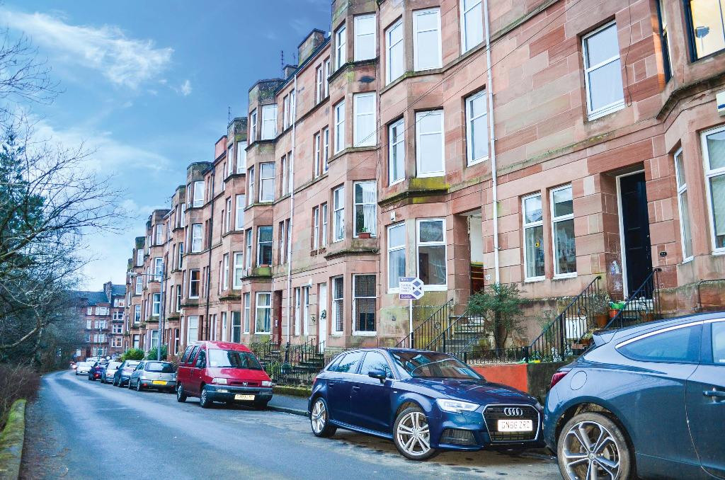 1 Bedroom Flat for sale in Bellwood Street, Flat G/L, Shawlands, Glasgow, G41 3EX