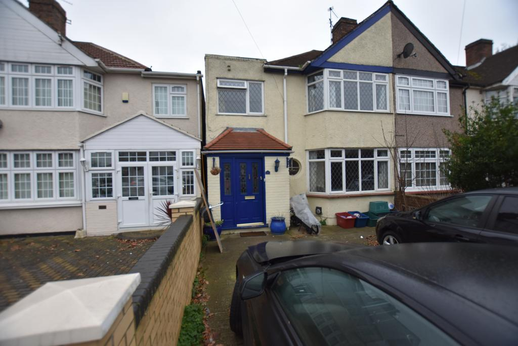 3 Bedrooms End Of Terrace House for sale in Uxbridge Road, Feltham
