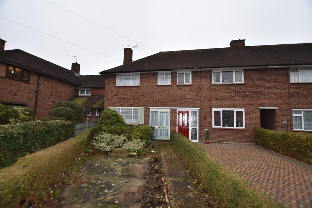 2 Bedrooms End Of Terrace House for sale in Cygnet Avenue, Feltham