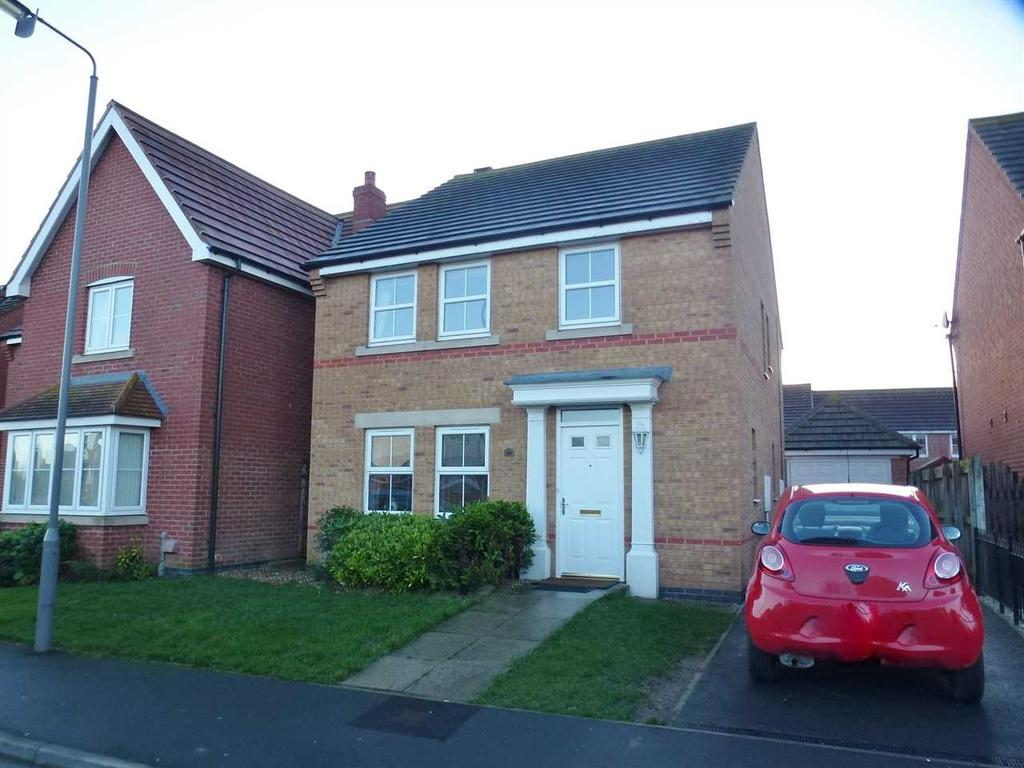 4 Bedrooms House for sale in NEW - Pasture Crescent, Herons Reach, Filey