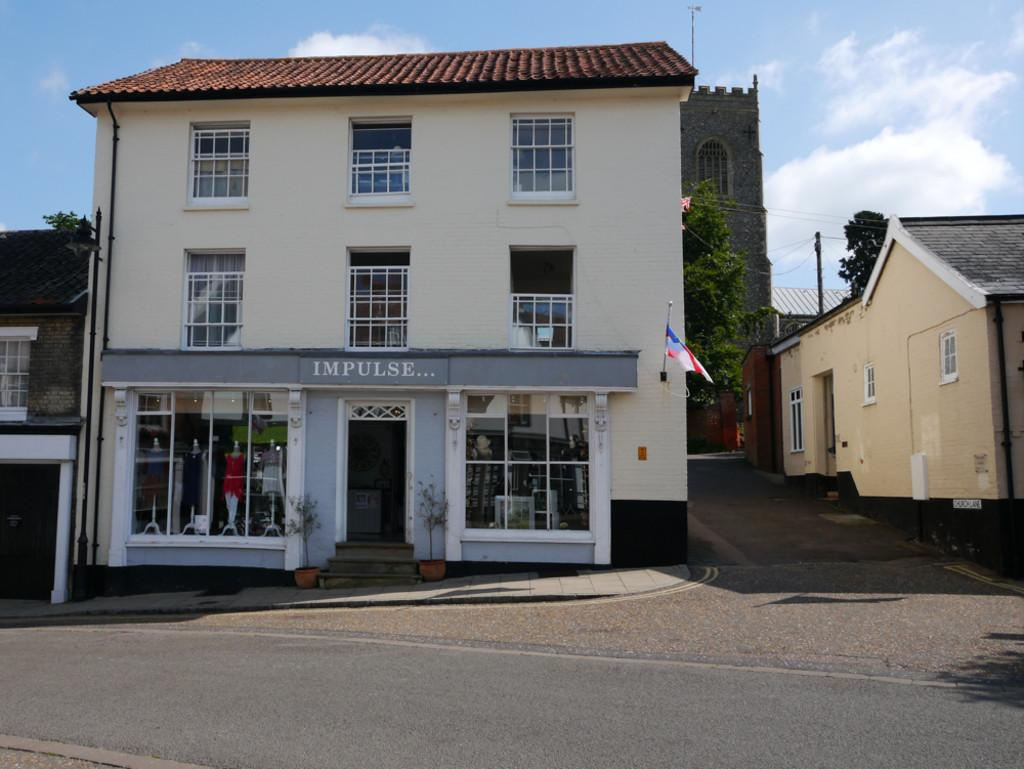 2 Bedrooms Apartment Flat for sale in Market Hill, Framlingham, Suffolk