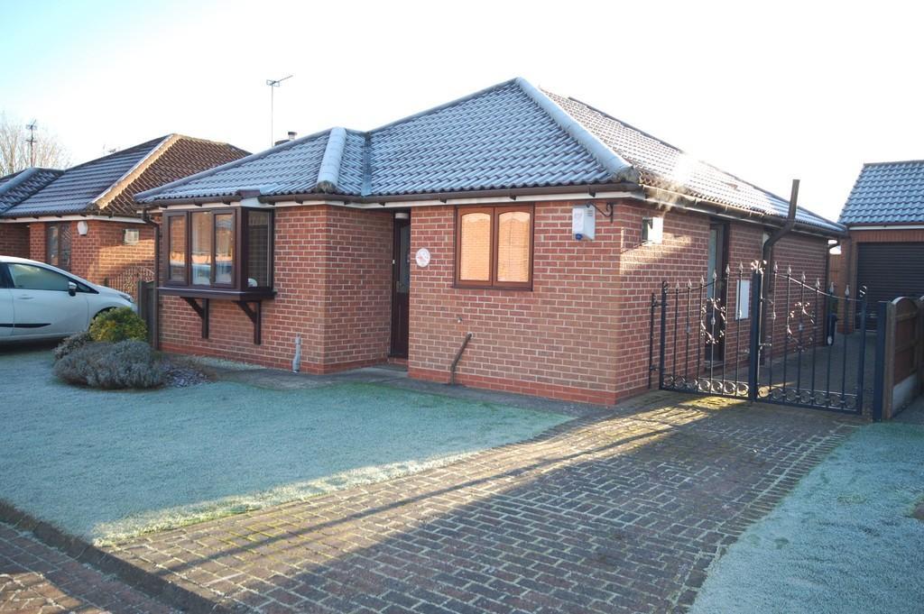 3 Bedrooms Detached Bungalow for sale in Villa Fields, Snaith