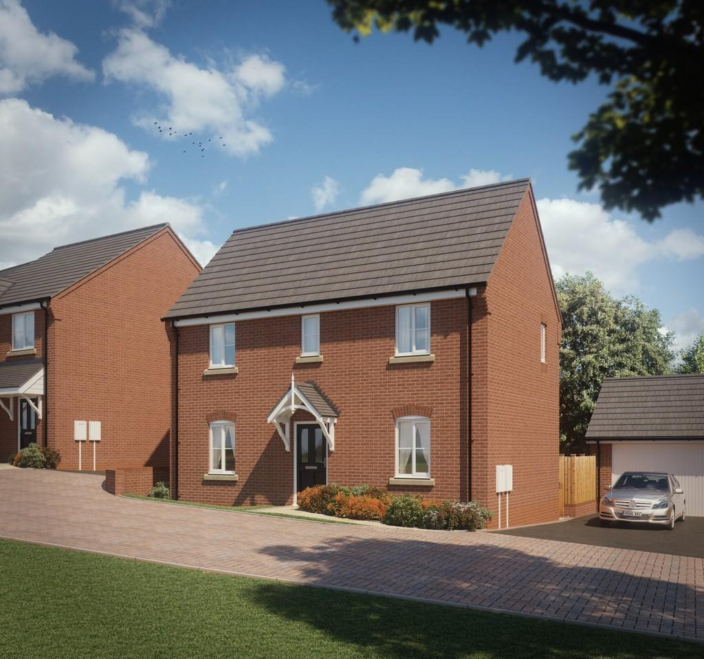 3 Bedrooms Detached House for sale in Plot 34 The Bardale, Hartwell Grange