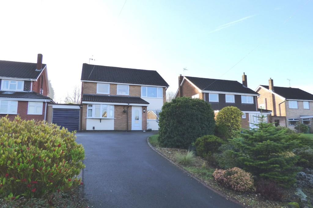 4 Bedrooms Detached House for sale in Sandringham Road, Baswich, Stafford