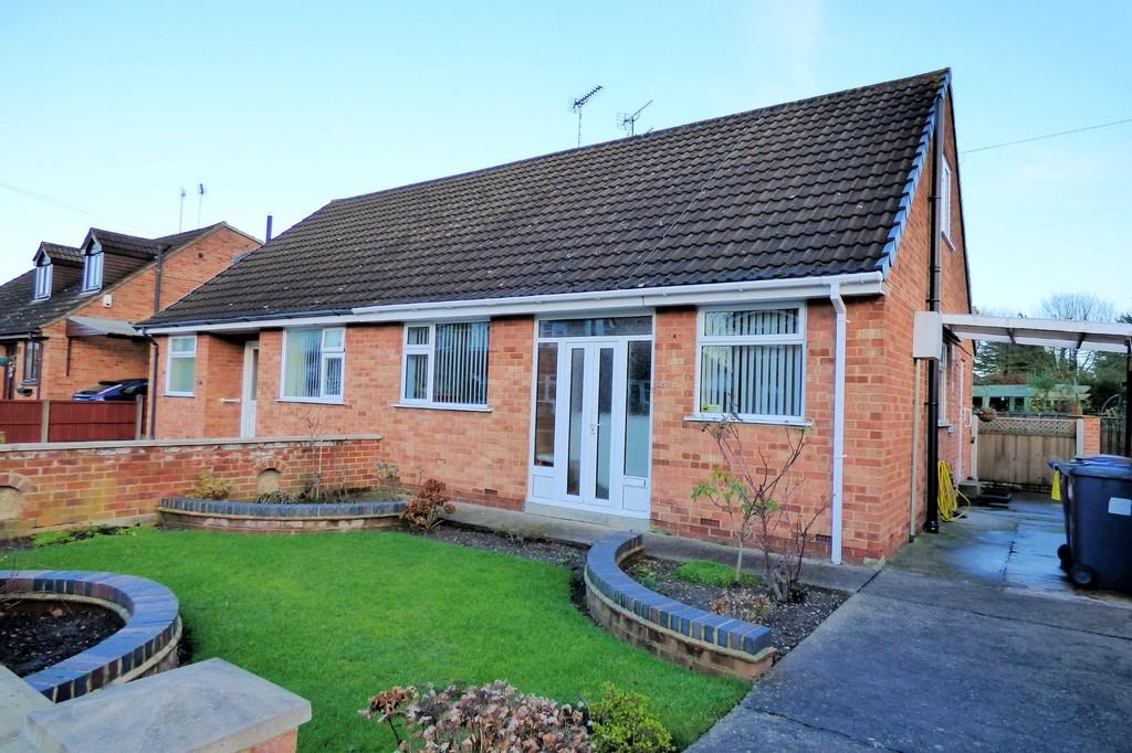 4 Bedrooms Bungalow for sale in Hall Road, Rolleston-on-Dove