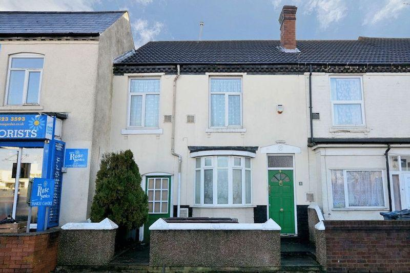 3 Bedrooms Terraced House for sale in College Road, Quinton