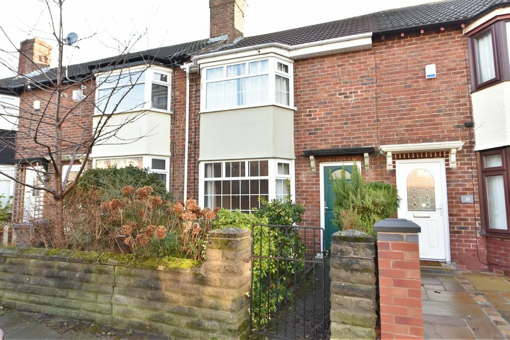 2 Bedrooms Terraced House for sale in Vermont Avenue, Crosby