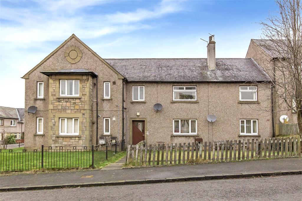 2 Bedrooms Flat for sale in 32F Crum Crescent, Stirling, Stirlingshire, FK7