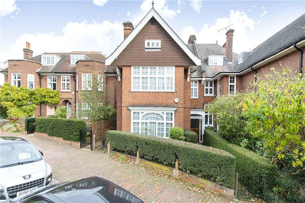 6 Bedrooms Semi Detached House for sale in Belsize Lane, Belsize Park, London, NW3