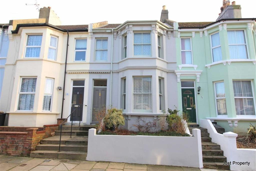 3 Bedrooms Terraced House for sale in St Thomas Road, Hastings