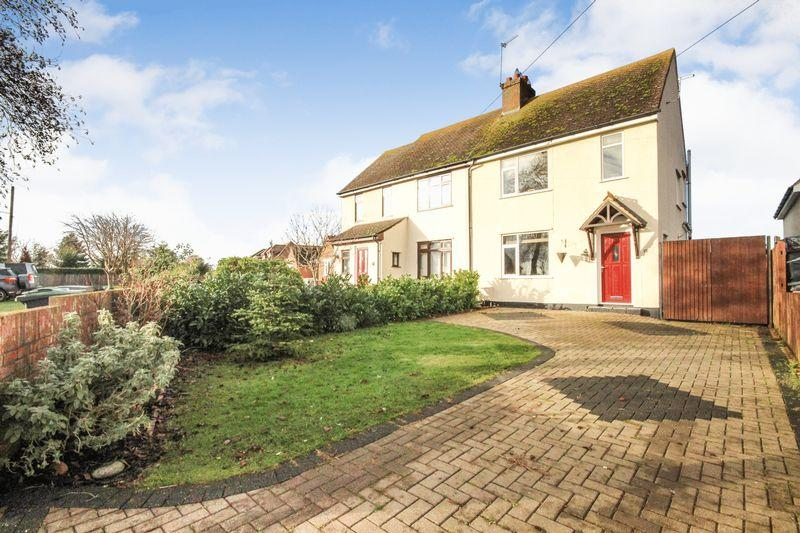 3 Bedrooms Semi Detached House for sale in Upper Shelton Road, Marston Moretaine