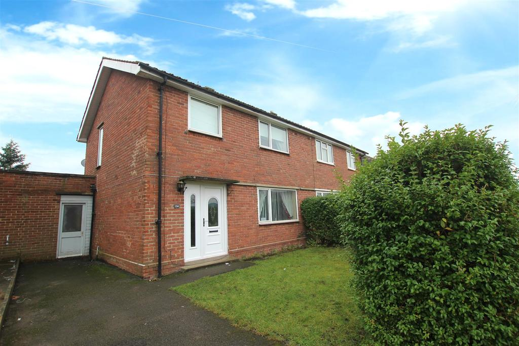 3 Bedrooms Semi Detached House for sale in Fryer Crescent, Darlington