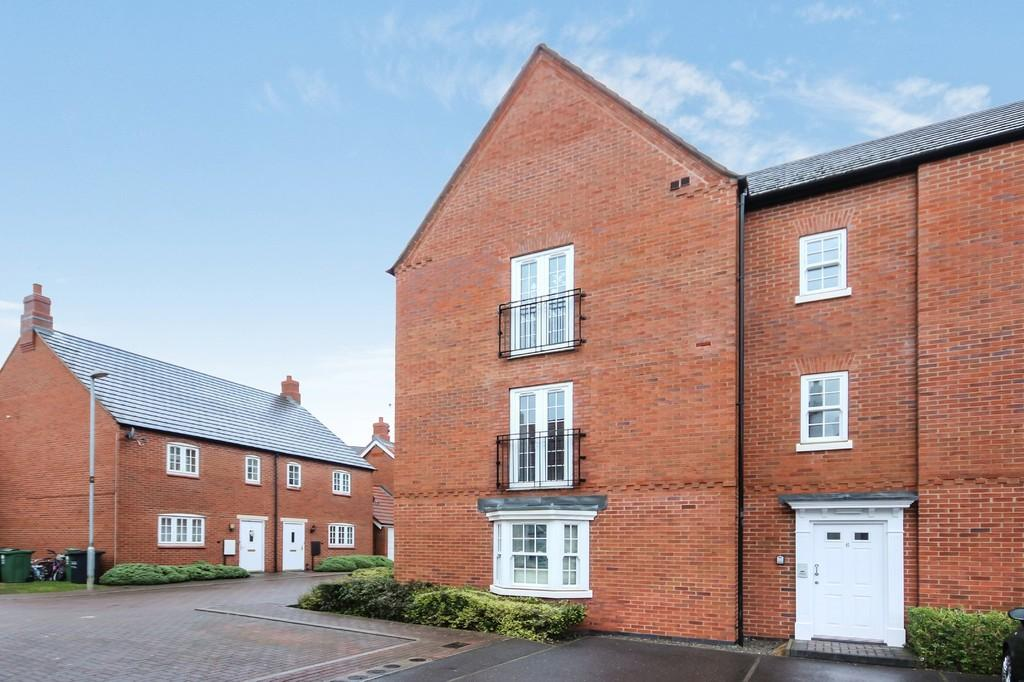 2 Bedrooms Apartment Flat for sale in Cobble Close, Barrow Upon Soar