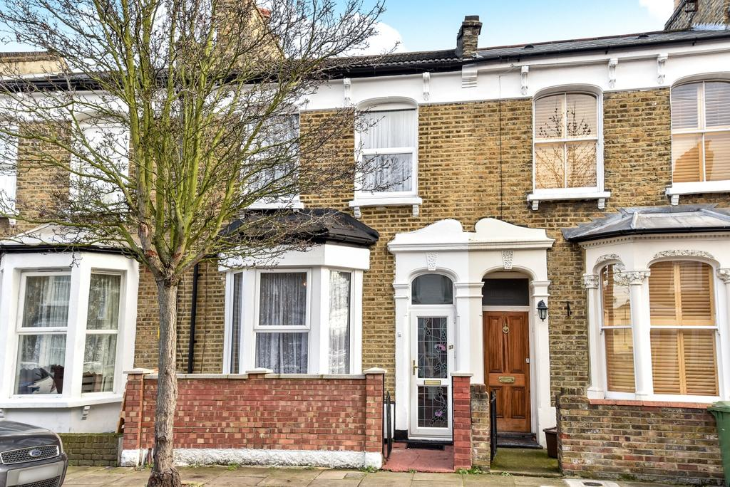 3 Bedrooms Terraced House for sale in Pennethorne Road SE15