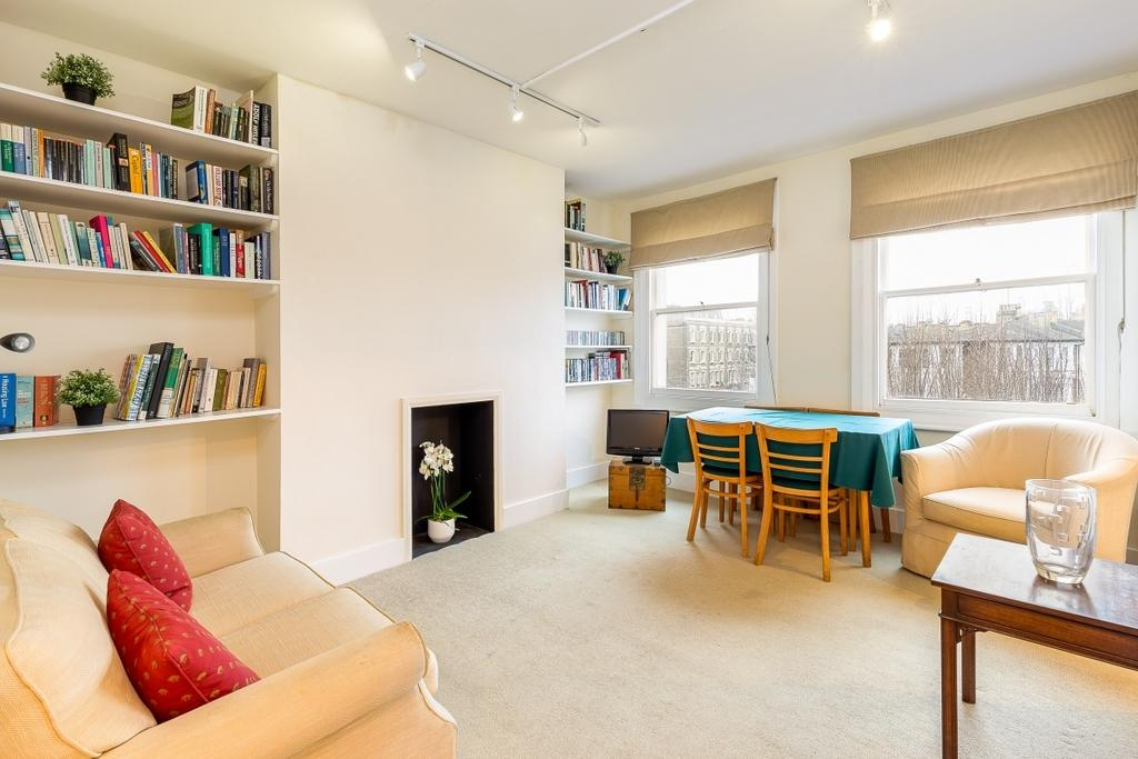 1 Bedroom Apartment Flat for sale in Minford Gardens, Brook Green, London, W14
