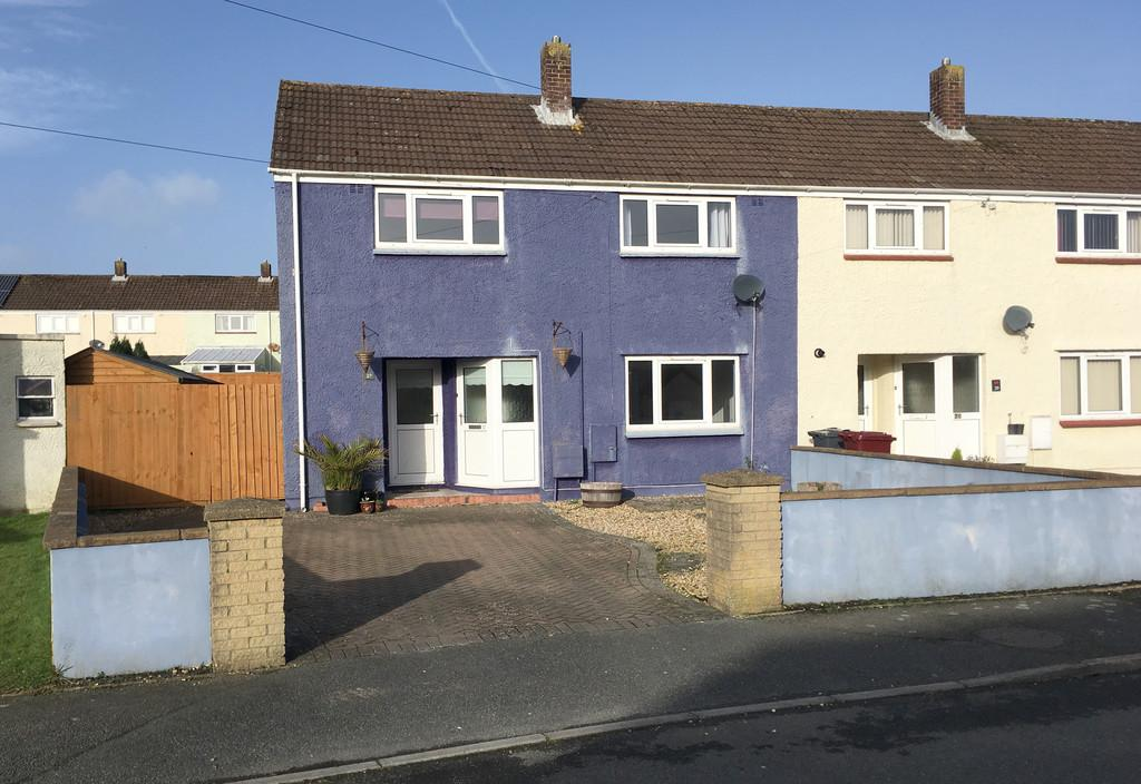 3 Bedrooms End Of Terrace House for sale in Delapoer Drive, Haverfordwest