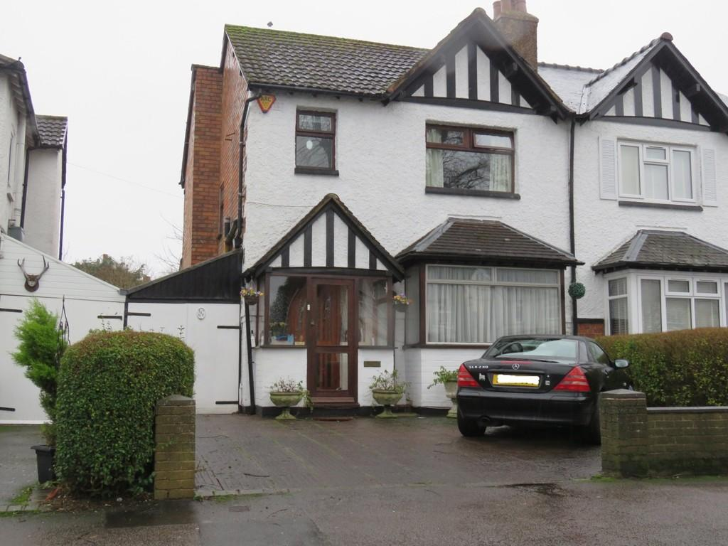3 Bedrooms Semi Detached House for sale in Highfield Road, Hall Green