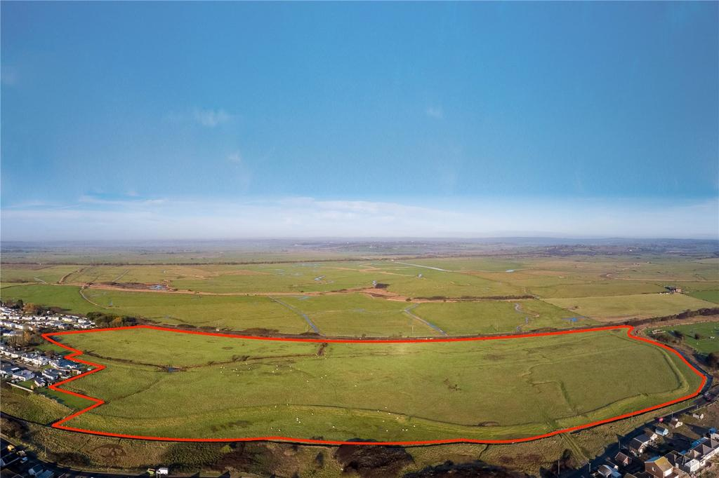 Land Commercial for sale in Land At Pevensey Bay, Off Coast Road, Pevensey, East Sussex