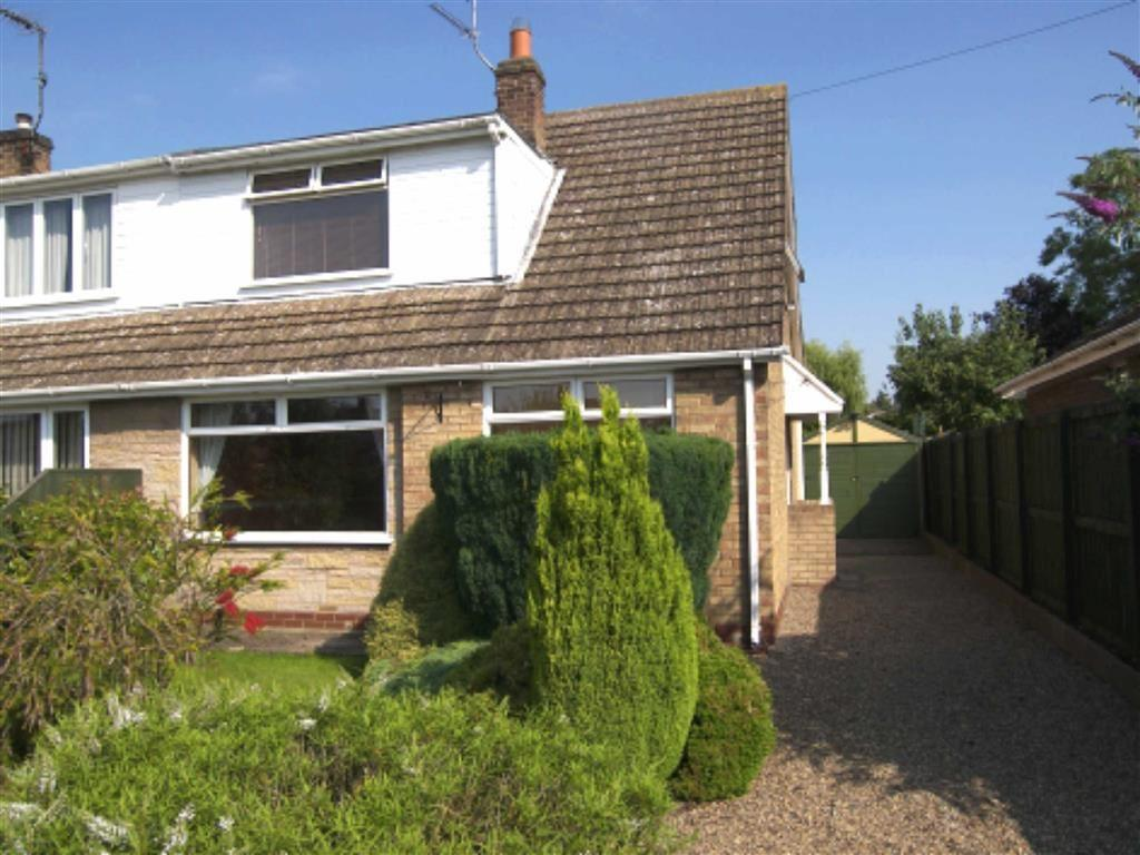 3 Bedrooms Semi Detached Bungalow for rent in Orchard Close, Driffield, East Yorkshire