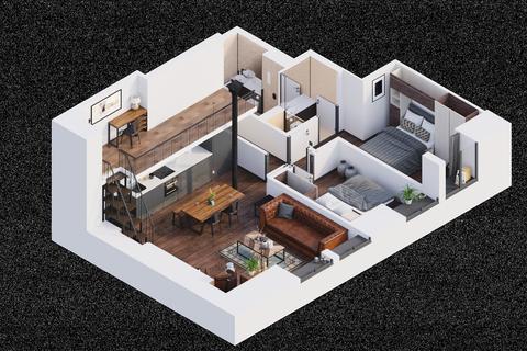 2 bedroom apartment to rent - Basil House, 105 Portland Street 2 Bed Prestige