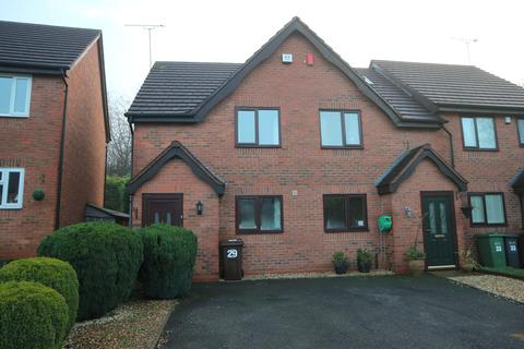 2 bedroom semi-detached house to rent - Ashbrook Crescent, Solihull
