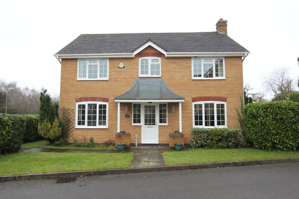 4 Bedrooms Detached House for sale in Boningale Way, Dorridge