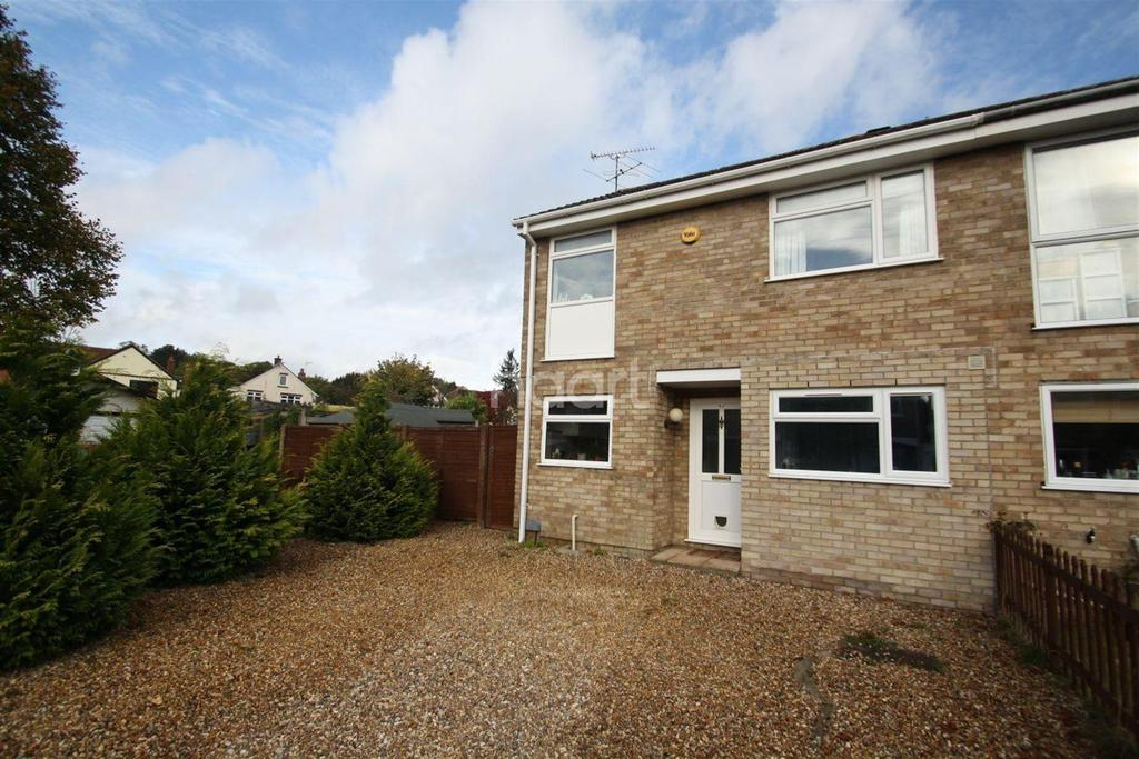 3 Bedrooms Semi Detached House for rent in Blaise Close