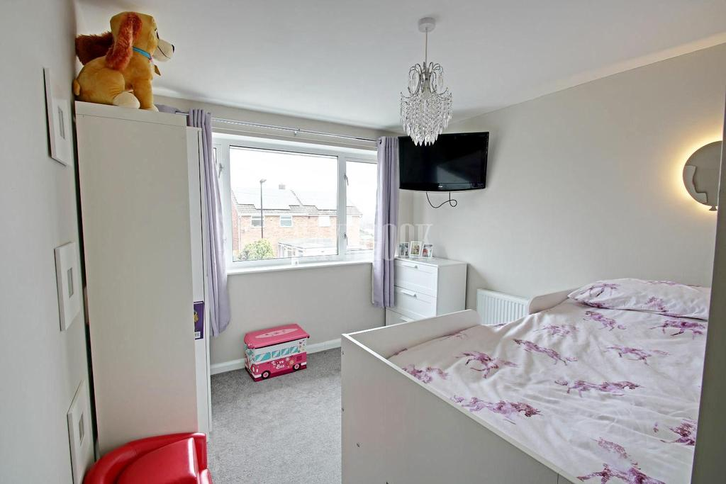 3 Bedrooms Detached House for sale in Arms Park Drive, Halfway