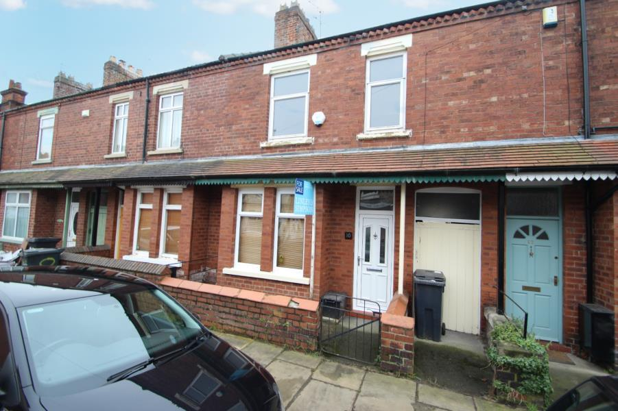 2 Bedrooms Terraced House for sale in SHIPTON STREET, YORK, YO30 7AU