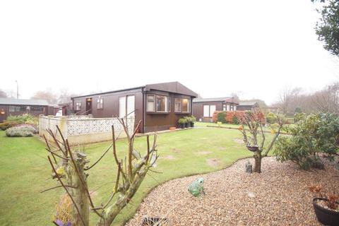 2 bedroom park home for sale - Chestnut Crescent, The Elms, Torksey