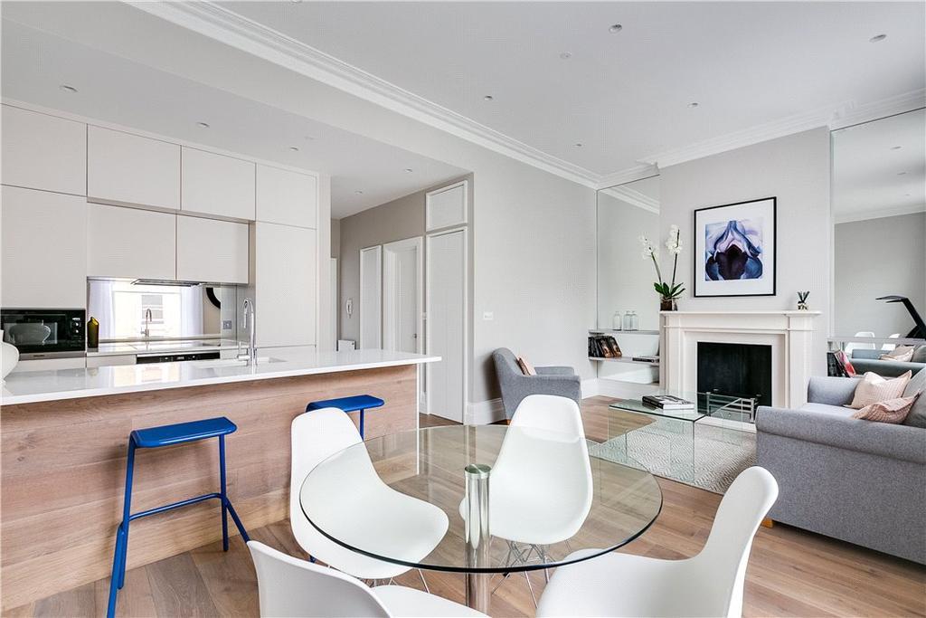 1 Bedroom Flat for sale in Harcourt Terrace, Chelsea, London, SW10
