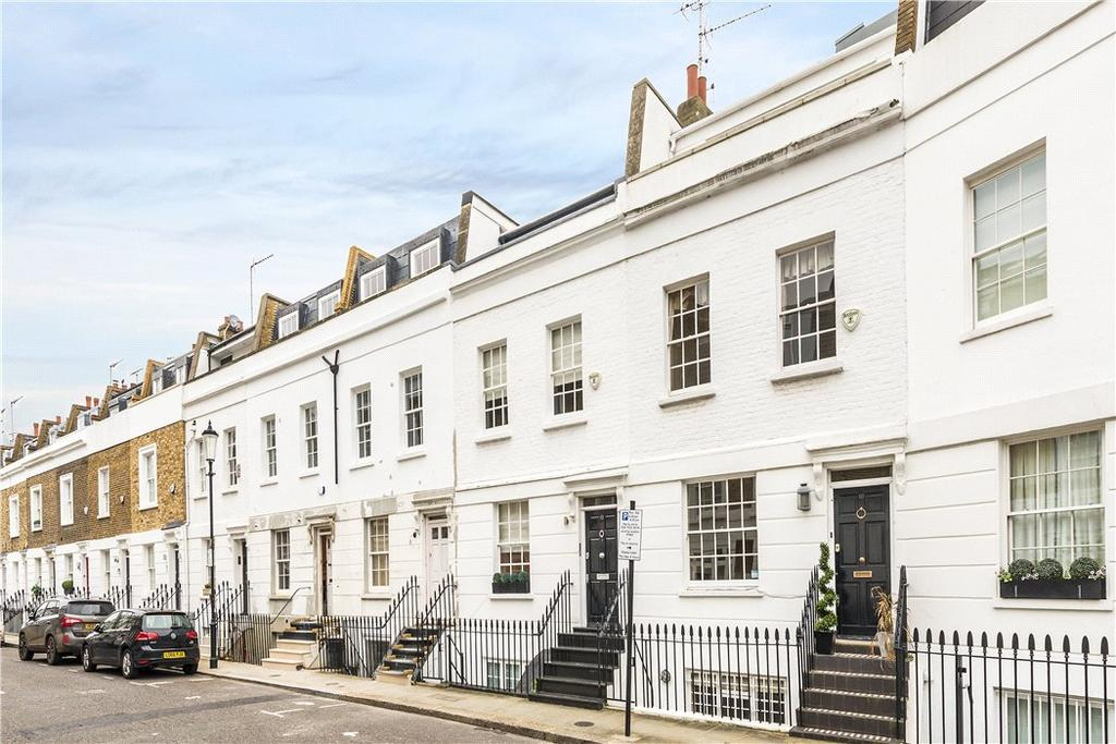 3 Bedrooms Terraced House for sale in First Street, Chelsea, London, SW3