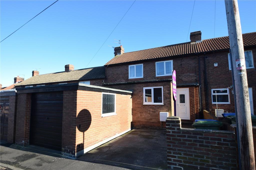 3 Bedrooms Terraced House for sale in Hawkins Road, Murton, Co Durham, SR7