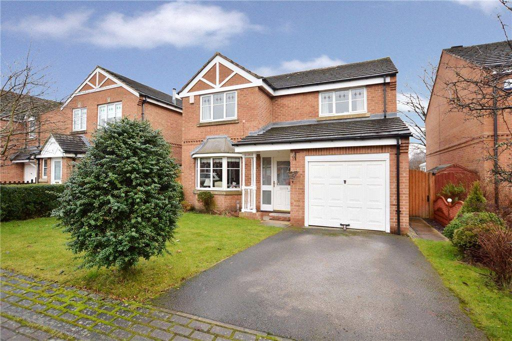 4 Bedrooms Detached House for sale in Rawling Way, Meanwood, Leeds, West Yorkshire