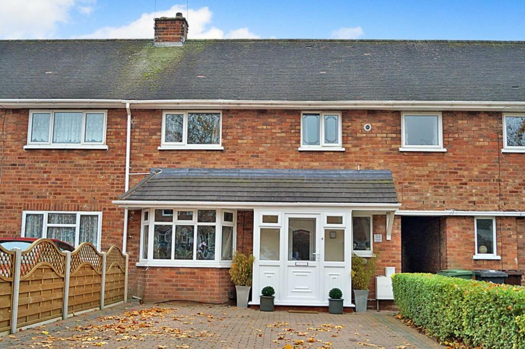 2 Bedrooms Terraced House for sale in Pool Hall Road, Wolverhampton