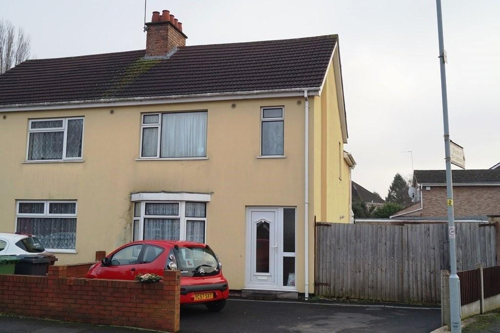 3 Bedrooms Semi Detached House for sale in Church Road, Oxley