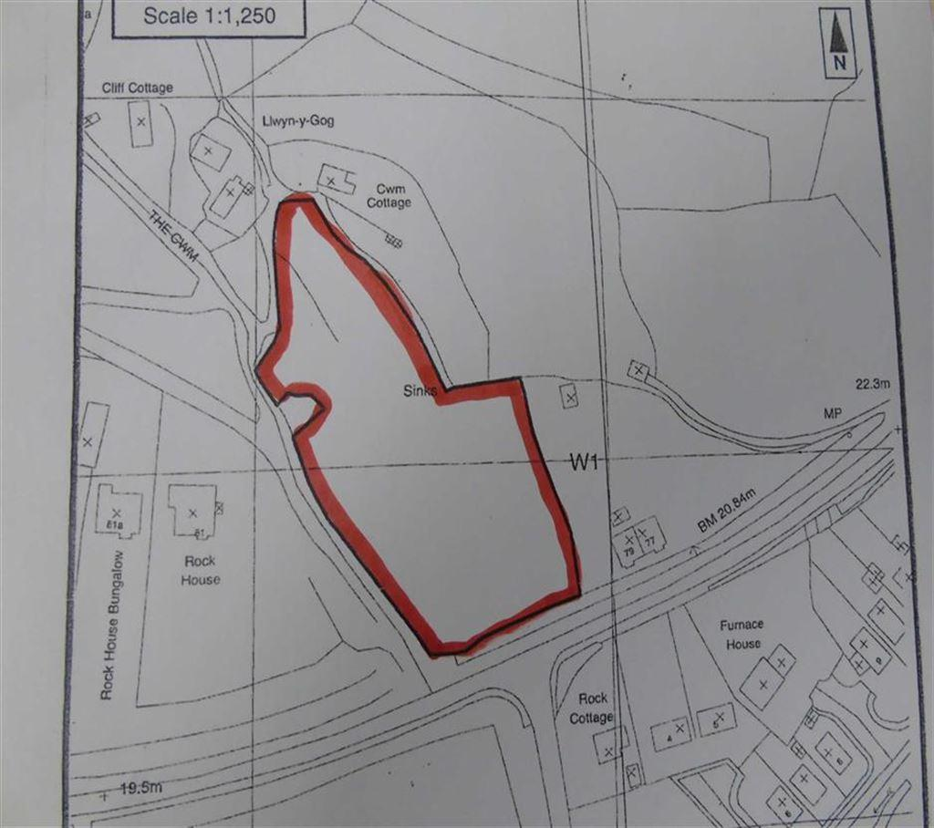 Land Commercial for sale in The Cwm Woodland, Gwscwm Road, Burry Port