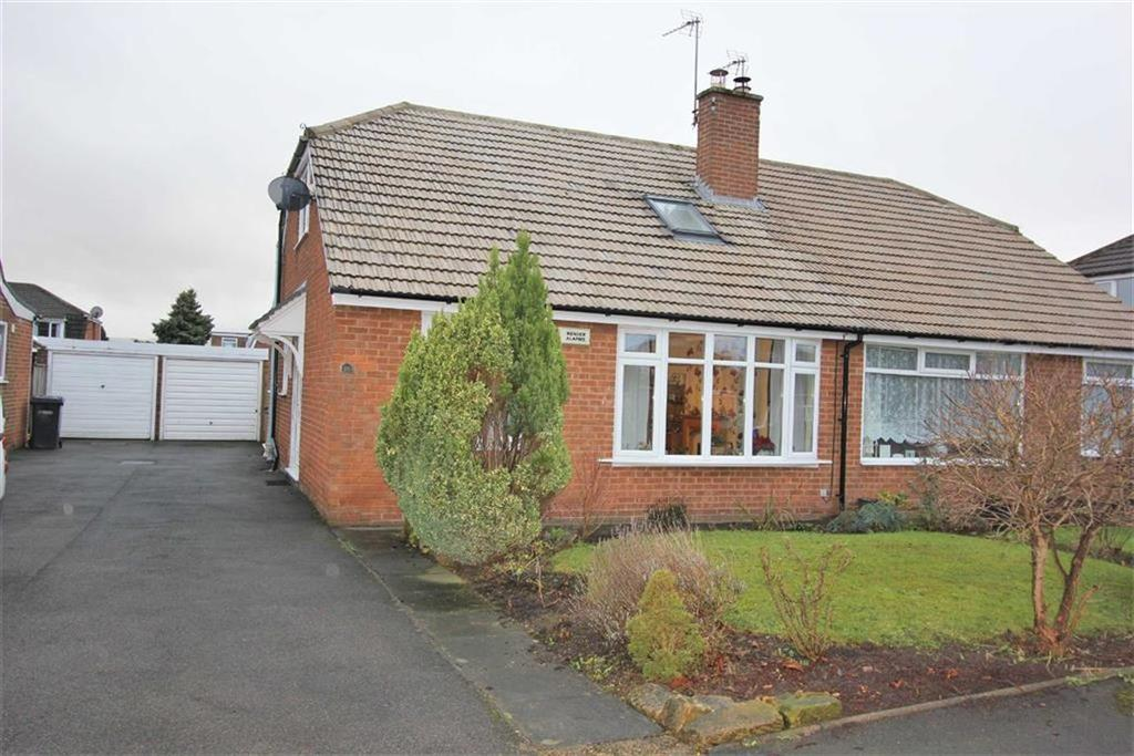 3 Bedrooms Semi Detached Bungalow for sale in Linwood Avenue, Stokesley