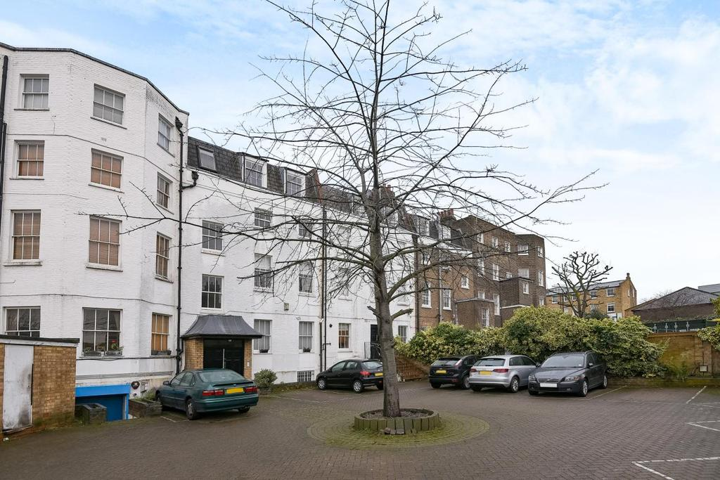 2 Bedrooms Flat for sale in Voltaire Road, Clapham