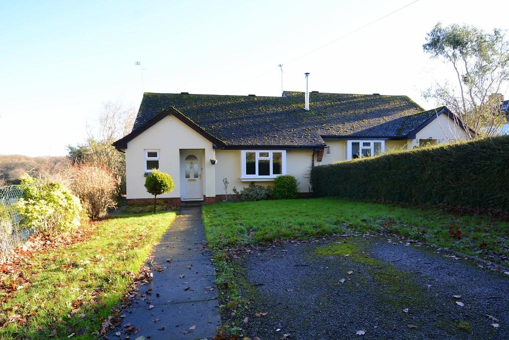 2 Bedrooms Semi Detached Bungalow for sale in Church Hill, Woodlands