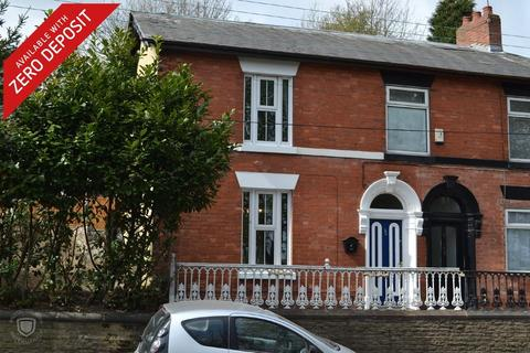 3 bedroom semi-detached house to rent - Newcastle Road, Talke, Staffordshire