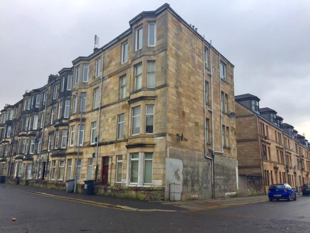 2 Bedrooms Flat for rent in Walker Street, Paisley, Renfrewshire