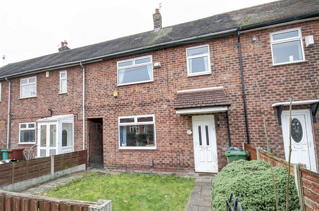3 Bedrooms Terraced House for sale in Dunsfold Drive, Brooklands, Manchester