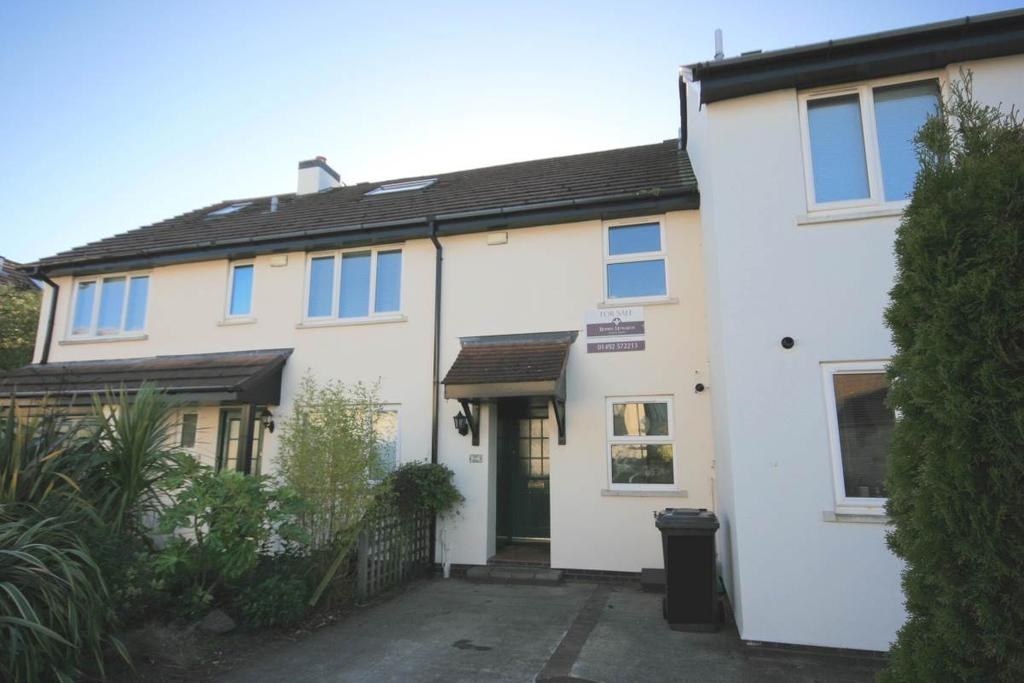 2 Bedrooms Town House for sale in 27 Mulberry Close, Conwy, LL32 8GS
