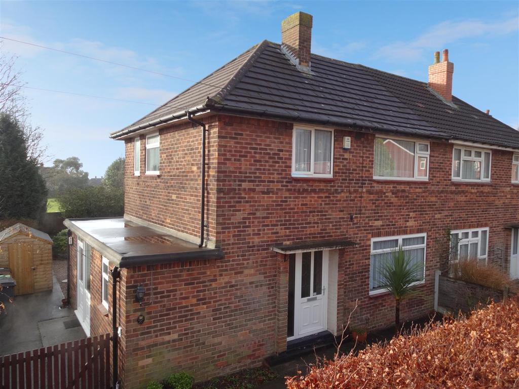 3 Bedrooms Semi Detached House for sale in Tinshill Mount, Cookridge